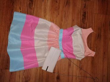 Unikatna haljina, obučena samo za jednom, veličina 34 za neku