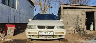шредеры 130 компактные в Кыргызстан: Volkswagen Passat 2 л. 1995 | 360000 км