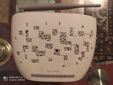 wifi modem - Azərbaycan: İşlənmiş wifi dir hərşeyi var təkcə qara adapteri yoxdu