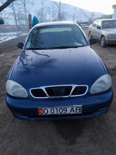ланос в Кыргызстан: Daewoo Lanos 1.5 л. 1997