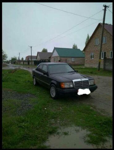 Mercedes-Benz W124 3 л. 1990 | 98000 км