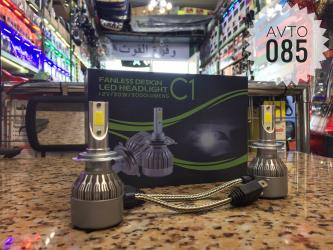 avtomobil bazarı - Azərbaycan: Fara üçün led lampalar.  Bütün avtomobillərə bir rəng, iki rəng, üç r