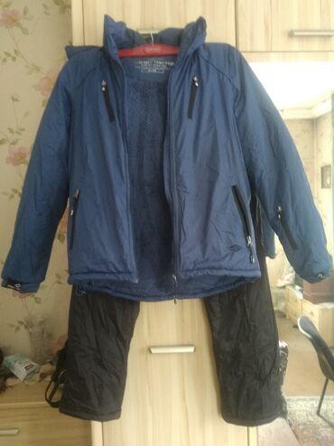 Комплект из куртки и штанов Размер xl