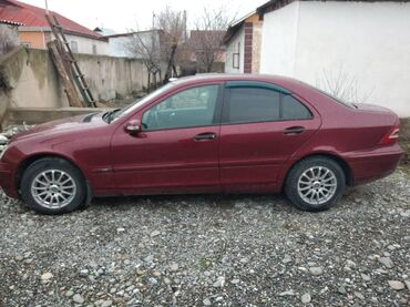 купить мотор мерседес 2 2 дизель в Кыргызстан: Mercedes-Benz C-Class 2 л. 2000