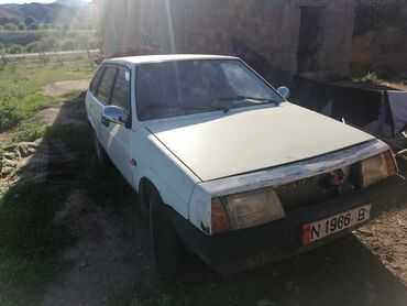 Транспорт - Ат-Башы: ВАЗ (ЛАДА) 2109 1.5 л. 1986