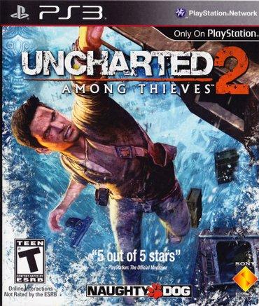 uncharted - Azərbaycan: Ps3 *uncharted 2*