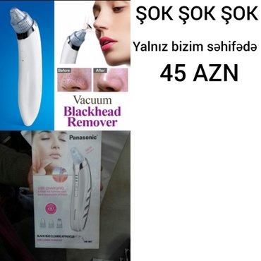 Bakı şəhərində Burun uqrilerini temizleyen aparat burun ve uz uqrilerini pilisos kimi