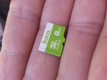 Mikro kard 8 gb.Dukan deyil.Unvan metro Hezi Aslanov teref