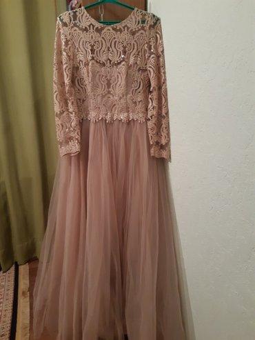 Очень красивое платье 😍 сшили на в Бишкек