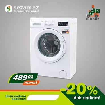 Vertical Avtomat Washing Machine Gorenje 10 kq-dan çox