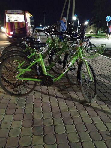 Велосипед прогулочный. Отличный велик для тех кто только хочет