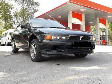Nəqliyyat Şəkida: Mitsubishi Galant 1.8 l. 1998 | 99998 km