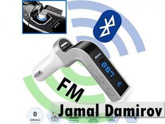 Bakı şəhərində FM Bluetooth modulator,FM Bluetooth модулятор.