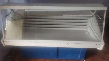 | Б/у Холодильник-витрина | Синий холодильник LG