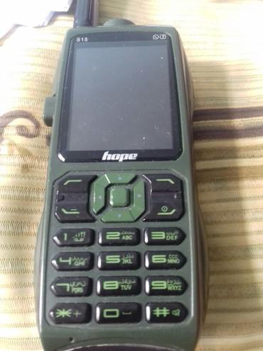 """телефоны флай 450 в Азербайджан: Военный телефон """"S15"""" 3 номерной,батарейка 15 дней"""