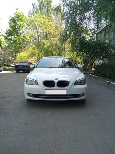 BMW - Автоматическая - Бишкек: BMW 5 series 3 л. 2008 | 115000 км