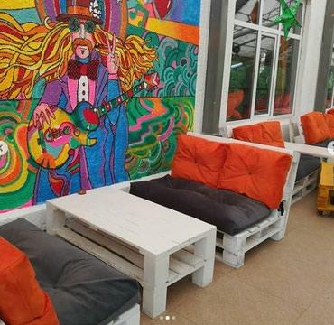 Матрасы и подушки для мебели из паллет. Размеры и цены рассчитываются
