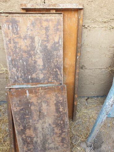 куплю бассейн бу в Кыргызстан: Продаю формы для стройки дома ! В комплекте 3 штуки три разных форм +