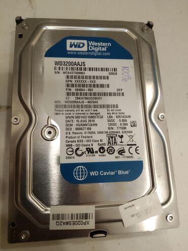 hard disc - Azərbaycan: 320 gb lik hard disklər. Satişda 250. 750 gblik 2-4 tb lik hard
