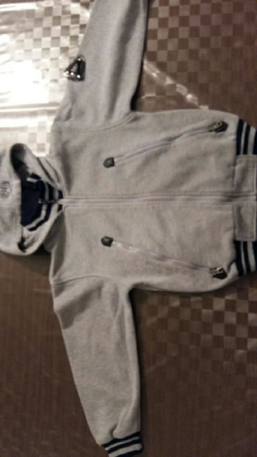 Dečije jakne i kaputi | Petrovac na Mlavi: Duks-jaknica za decake vel. 8god.Polovan 95% pamuk i 5%