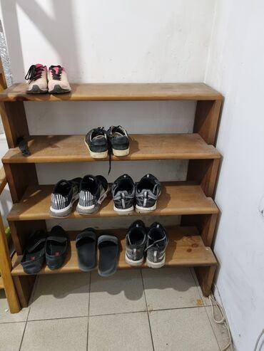 бу стеллажи в бишкеке в Кыргызстан: Полка для обуви
