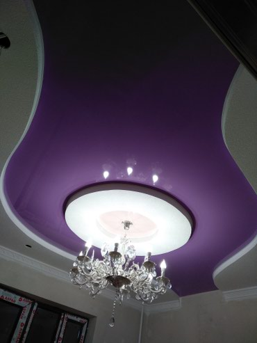 Натяжные потолки делаем быстро и качественно низкие цены в Бишкек