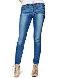 G by guess women's sienna curvy skinny jeans in medium wash. Джинсы. in Бишкек