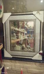 Zidno ogledalo 70x80cm - Belgrade