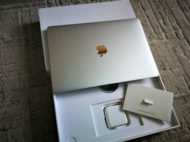 Apple - Кыргызстан: MacBook Air Retina 13 2019 Touch ID (Intel Core i5-8210Y (1,6-3,6 ГГц)