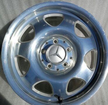 mercedes benz в Кыргызстан: Mercedes R15 R170! Кованые диски! Вес 5кг! Параметры дисков