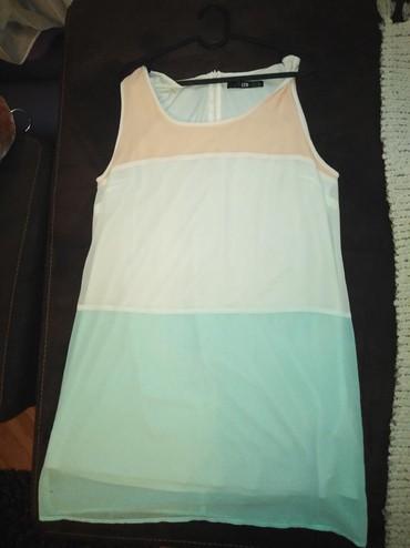 Pantalone ltb - Srbija: LTB Haljina, pastelnih boja, nova, veličina M/L