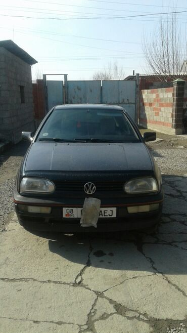 Volkswagen Golf R 1.6 л. 1993