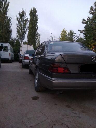 w124 бишкек in Кыргызстан | MERCEDES-BENZ: Mercedes-Benz W124 3 л. 1995