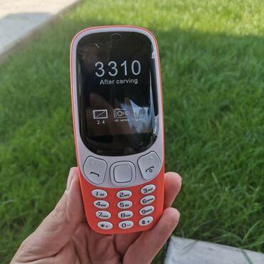 Mobilni telefoni - Paracin: NOKIA 3310 Potpuno novi telefon. 2500din- Srpski meni. - Moze