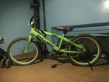 Срочно продаю велосипед за 2500 сомов ( шины надо поменять)