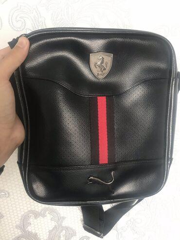 Продаю барсетку Puma/Ferrari Состояние отличное(как новое) Вместительн