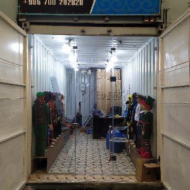 контейнеры бишкек in Кыргызстан | ОБОРУДОВАНИЕ ДЛЯ БИЗНЕСА: Остекление контейнеров на Дордое. Дордой Контейнер Стекло