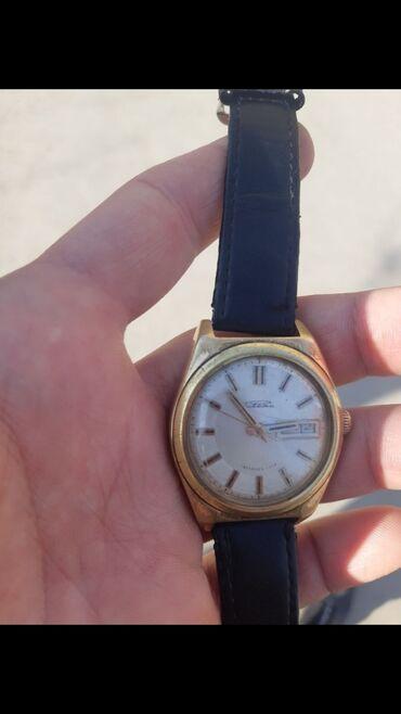 Наручные мужские часы советское время 1970года Ракета механика