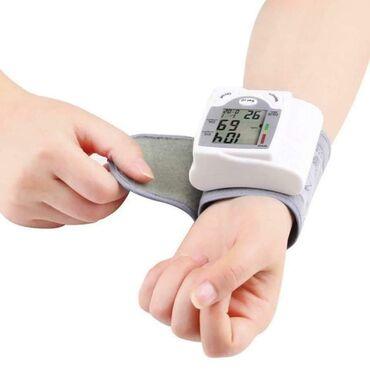 Zglobni LCD aparat za merenje krvnog pritiskaIzuzetno brz i precizan
