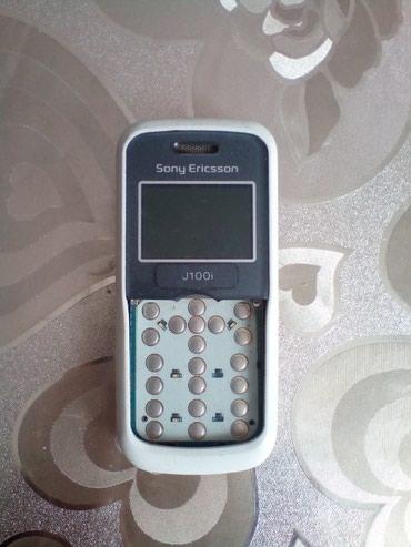 Bakı şəhərində Antik modeller yiganlar ucun SONY ERICSSON. J100i telefonu. Tam