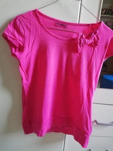 Terranova pink majica sa mašnicom. - Belgrade