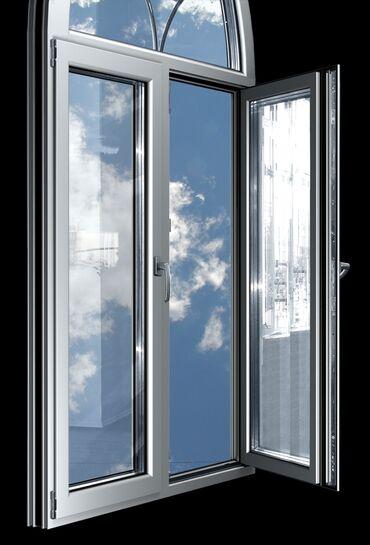 Пластиковые, Алюминиевые окно, двери витражи высокое качество