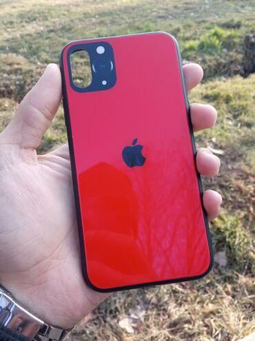 Чехлы в Кыргызстан: Айфон 10 чехол в виде 11Новые, в упаковках!Качество суперДоставка по