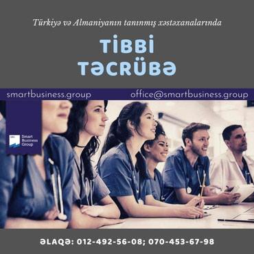 Bakı şəhərində Türkiyədə Tibbi Praktika :