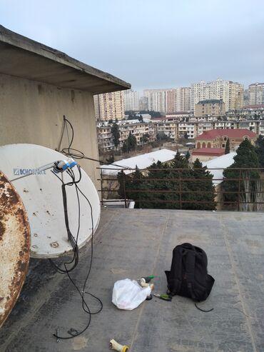 Peyk antenalarının quraşdırılması | Quraşdırılma | Zəmanət