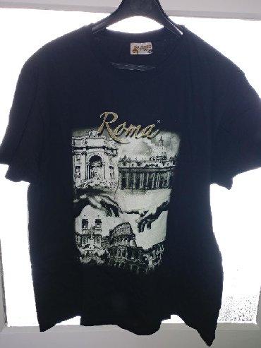 Muška odeća | Bor: Majica Rome, Italy vel XL. Majica kupljena u Rimu, u Vatikanu tacnije