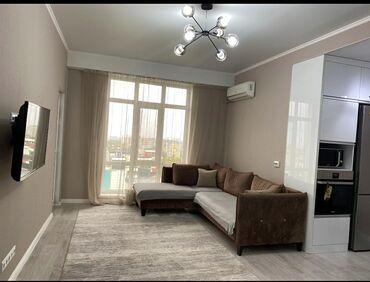 без хозяин квартира берилет in Кыргызстан   ДОЛГОСРОЧНАЯ АРЕНДА КВАРТИР: 3 комнаты, 85 кв. м, С мебелью полностью