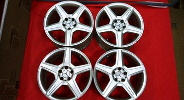 диски аполлоны в Кыргызстан: Куплю диски на Mercedes-Benz. AMG Borbet Spoke 5 Styling III или как в