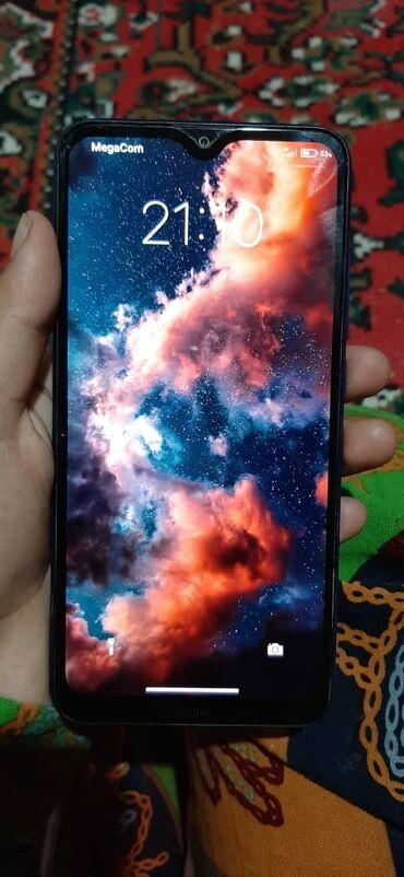 Электроника - Красная Речка: Xiaomi Redmi 8 | 64 ГБ | Синий | Трещины, царапины, Сенсорный, Отпечаток пальца
