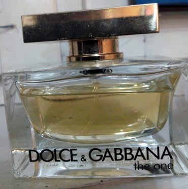 The One Dolce & Gabbana EDT, 75ml - Zrenjanin